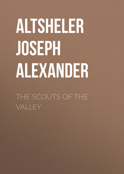 Обложка «The Scouts of the Valley»
