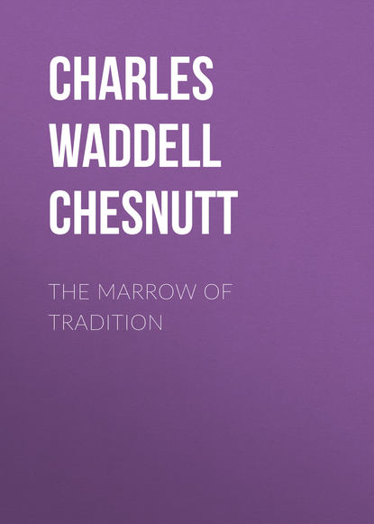 Обложка «The Marrow of Tradition»