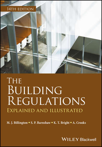 Обложка «The Building Regulations. Explained and Illustrated»
