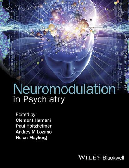 Обложка «Neuromodulation in Psychiatry»