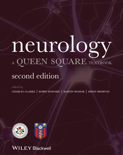 Обложка «Neurology. A Queen Square Textbook»