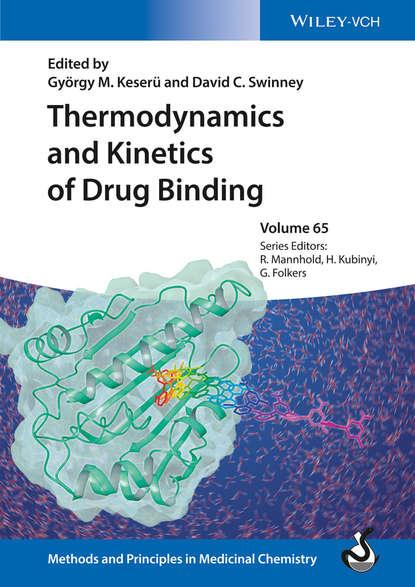 Обложка «Thermodynamics and Kinetics of Drug Binding»
