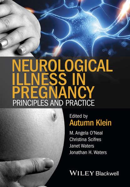 Обложка «Neurological Illness in Pregnancy. Principles and Practice»