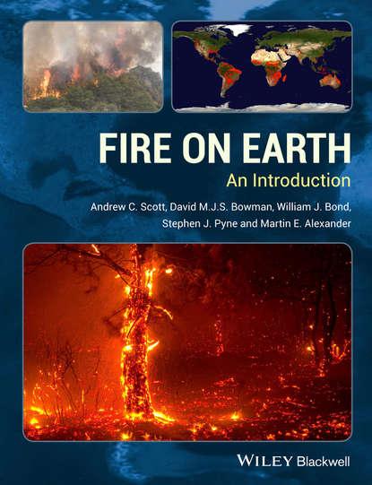 Обложка «Fire on Earth. An Introduction»