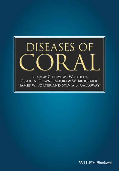 Обложка «Diseases of Coral»