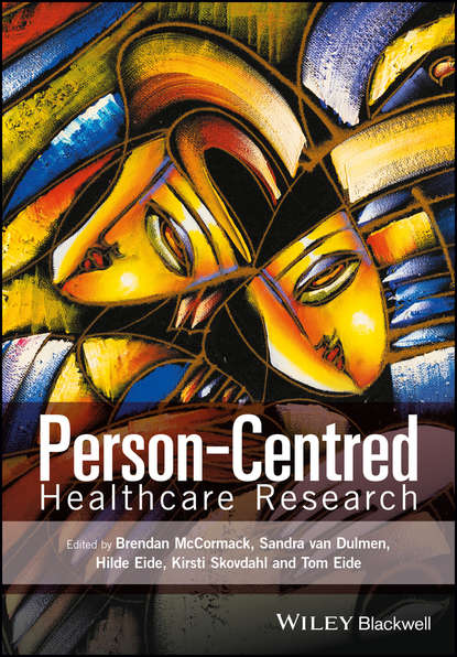 Обложка «Person-Centred Healthcare Research»