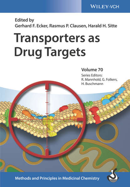 Обложка «Transporters as Drug Targets»