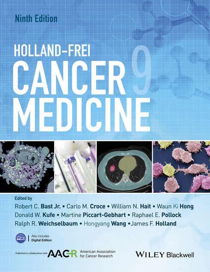 Обложка «Holland-Frei Cancer Medicine»