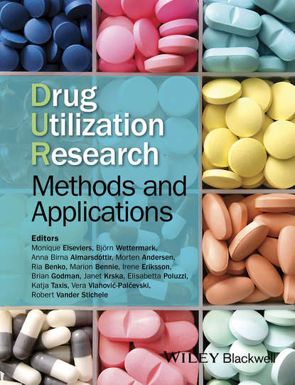 Обложка «Drug Utilization Research. Methods and Applications»