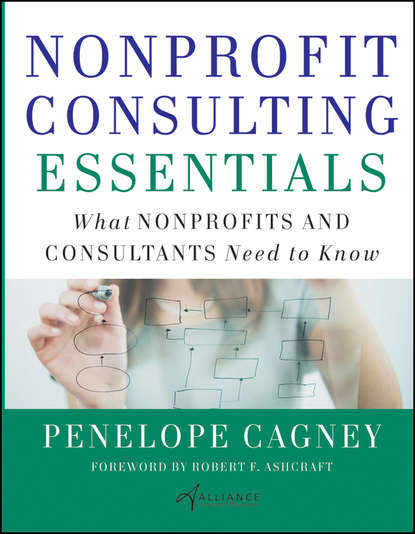 Обложка «Nonprofit Consulting Essentials. What Nonprofits and Consultants Need to Know»