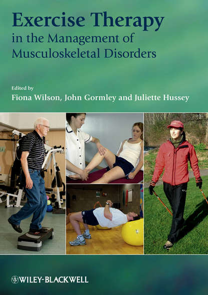 Обложка «Exercise Therapy in the Management of Musculoskeletal Disorders»
