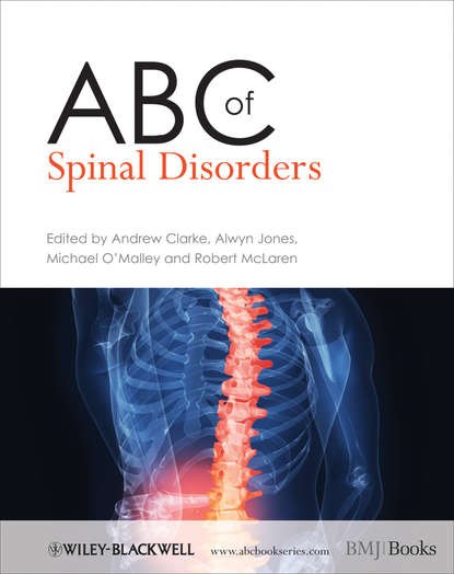 Обложка «ABC of Spinal Disorders»