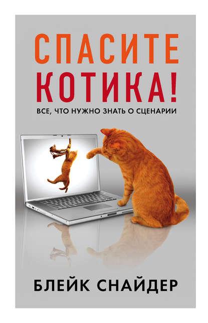 Обложка «Спасите котика! Все, что нужно знать о сценарии»