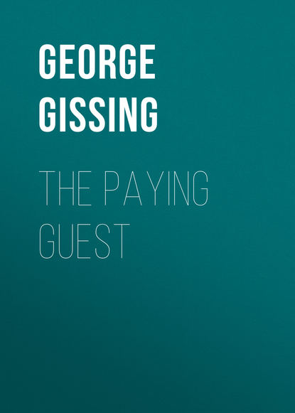 Обложка «The Paying Guest»