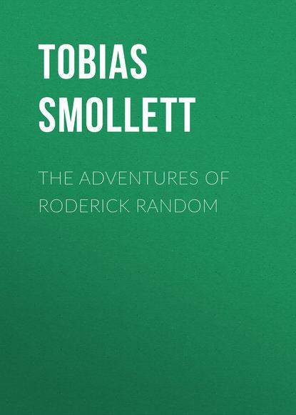 Обложка «The Adventures of Roderick Random»