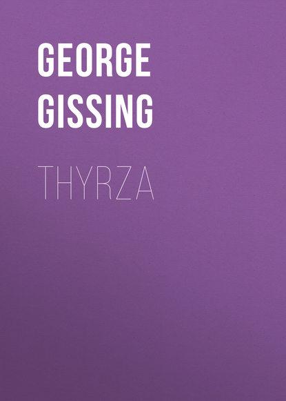 Обложка «Thyrza»