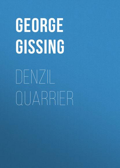 Обложка «Denzil Quarrier»