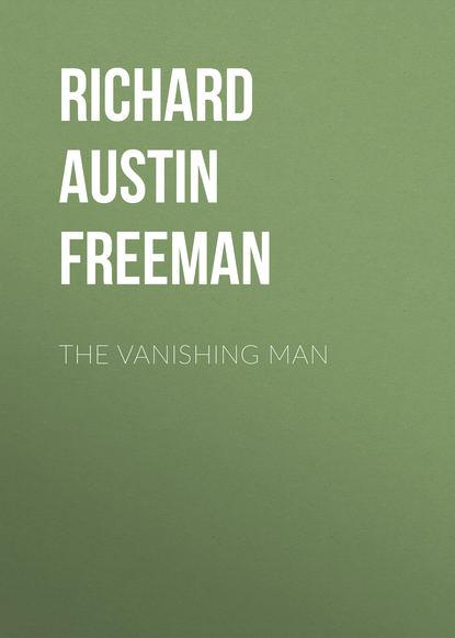 Обложка «The Vanishing Man»