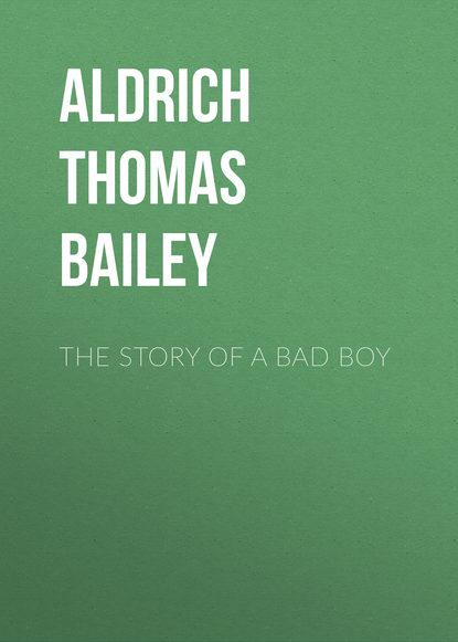 Обложка «The Story of a Bad Boy»