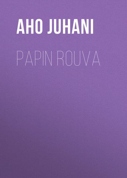 Обложка «Papin rouva»