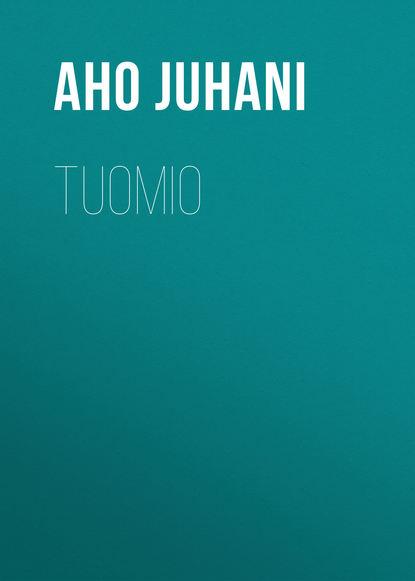 Обложка «Tuomio»