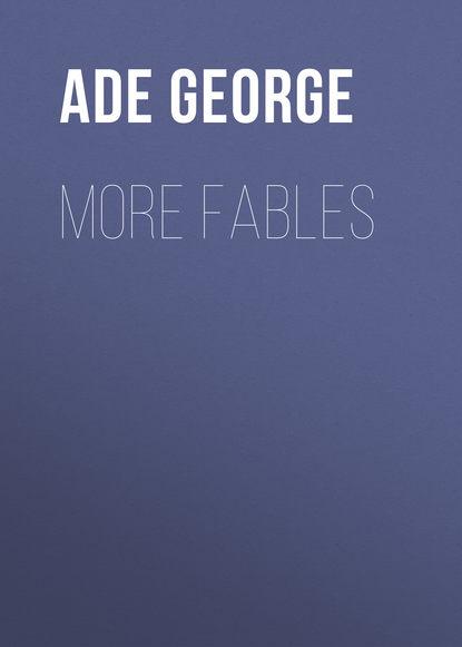Обложка «More Fables»