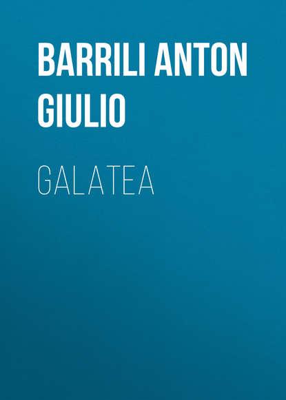 Обложка «Galatea»