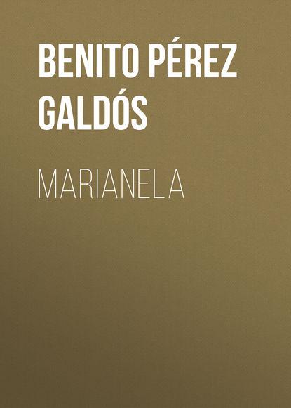 Обложка «Marianela»