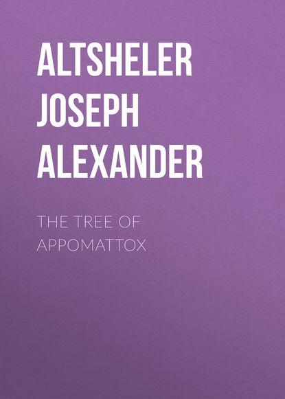 Обложка «The Tree of Appomattox»