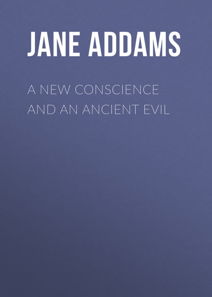 Обложка «A New Conscience and an Ancient Evil»