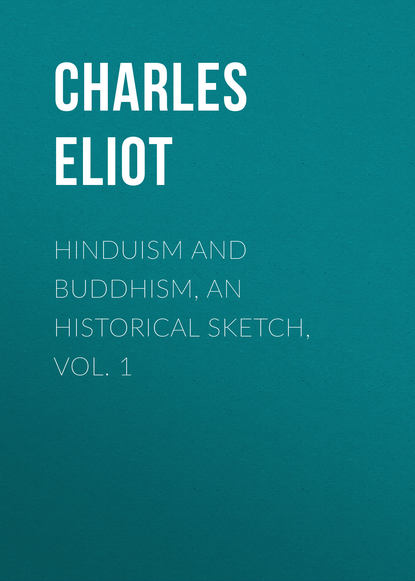 Обложка «Hinduism and Buddhism, An Historical Sketch, Vol. 1»