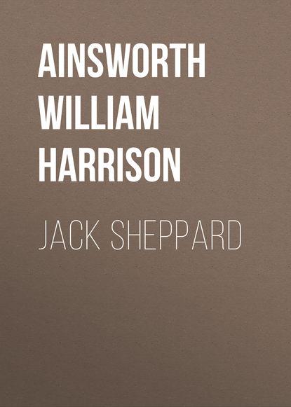 Обложка «Jack Sheppard»