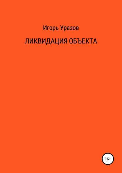 Обложка «Ликвидация объекта»