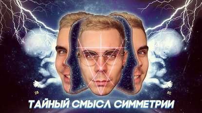 Обложка «Тайный смысл симметрии»