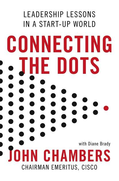 Обложка «Connecting the Dots: Leadership Lessons in a Start-up World»