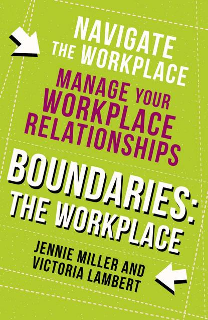 Обложка «Boundaries: Step Two: The Workplace»