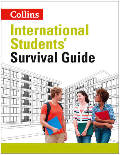 Обложка «International Students' Survival Guide»