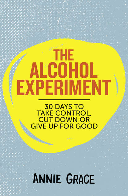 Обложка «The Alcohol Experiment: 30 days to take control, cut down or give up for good»