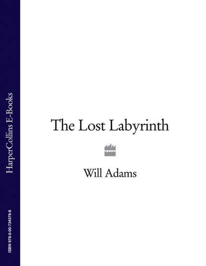 Обложка «The Lost Labyrinth»