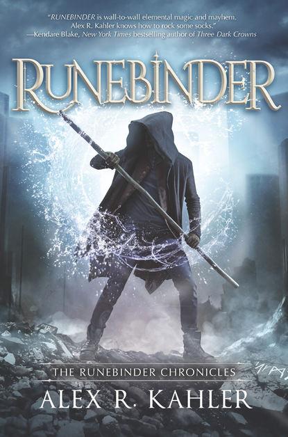 Обложка «Runebinder»