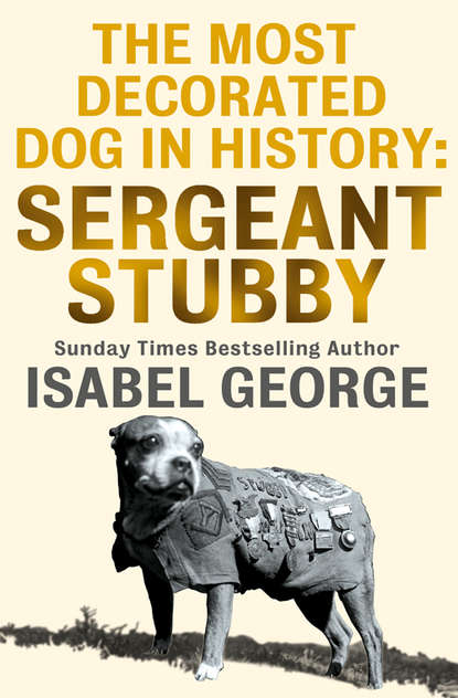Обложка «The Most Decorated Dog In History: Sergeant Stubby»