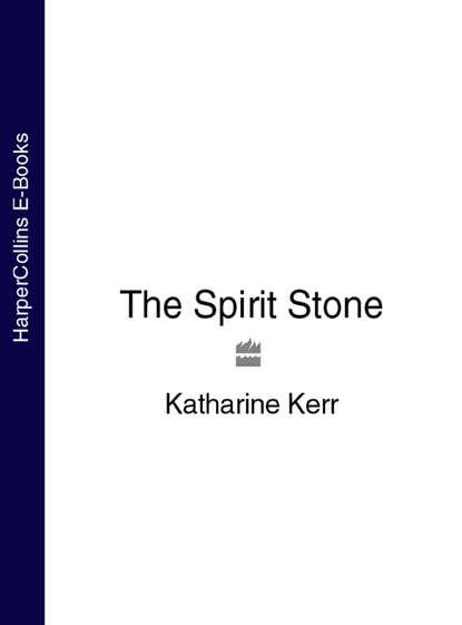 Обложка «The Spirit Stone»