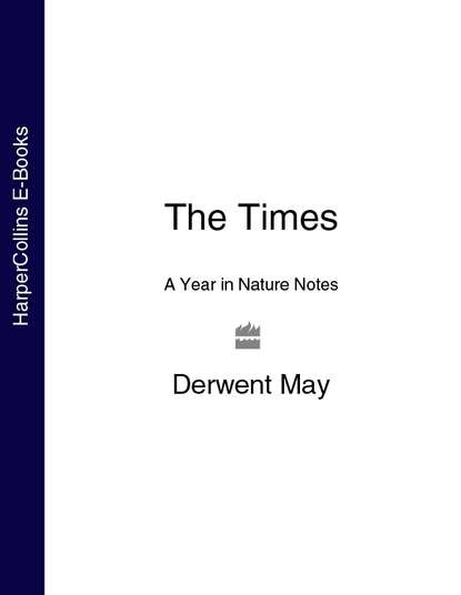 Обложка «The Times A Year in Nature Notes»