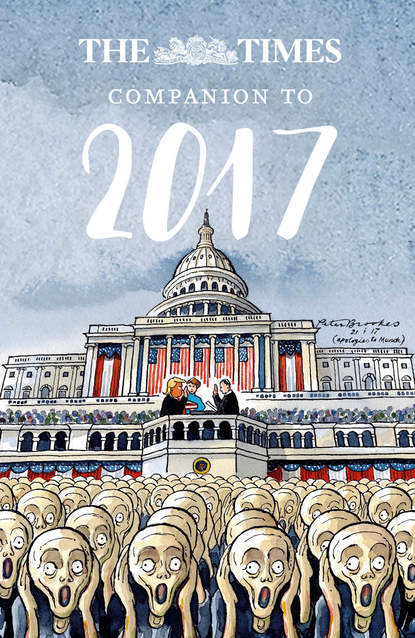 Обложка «The Times Companion to 2017: The best writing from The Times»