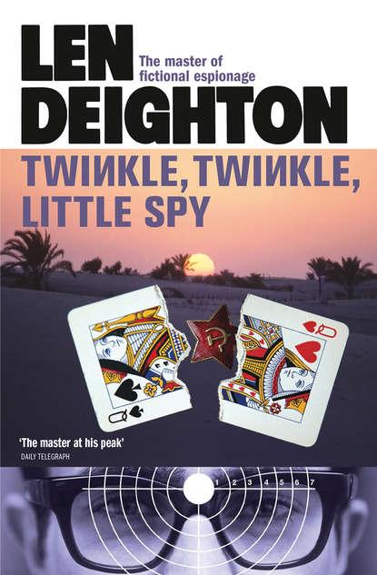 Обложка «Twinkle Twinkle Little Spy»