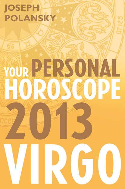 Обложка «Virgo 2013: Your Personal Horoscope»