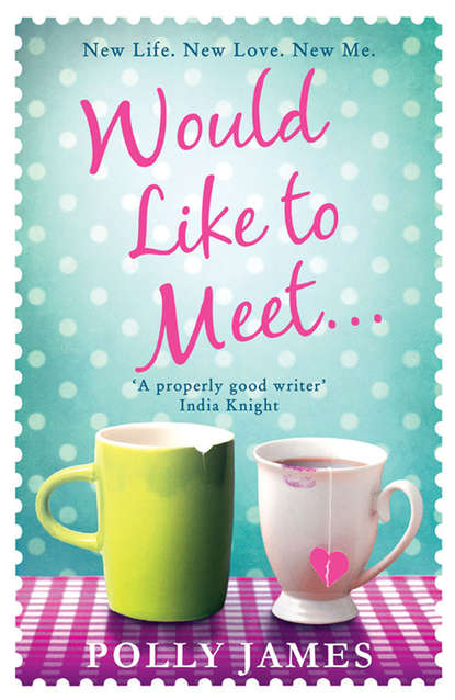 Обложка «Would Like to Meet»