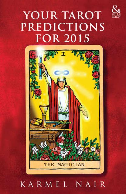 Обложка «Your Tarot Predictions for 2015»