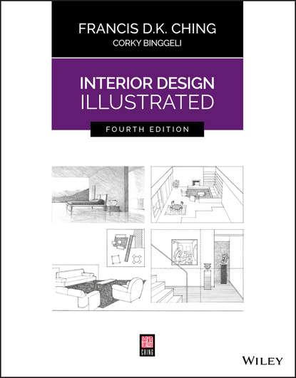 Обложка «Interior Design Illustrated»