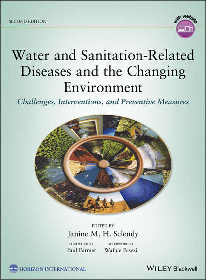 Обложка «Water and Sanitation-Related Diseases and the Environment. In the Age of Climate Change»